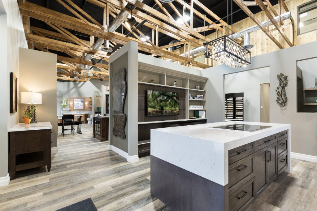Kitchen Showroom Gallery - The Brownstone