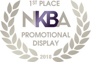 Best Promotional Kitchen Display - NKBA - The Brownstone
